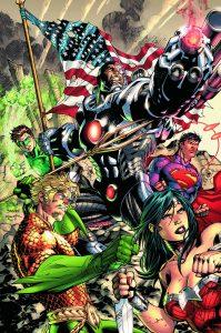 Justice League #5 (2012)