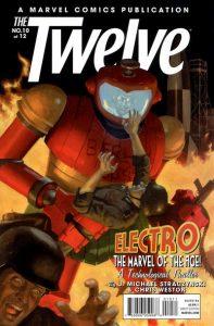 The Twelve #10 (2012)