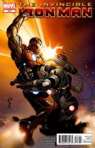 Invincible Iron Man #513 (2012)