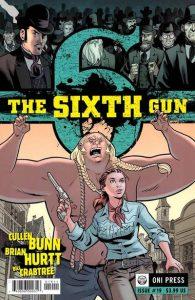 The Sixth Gun #19 (2012)