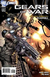 Gears of War #22 (2012)