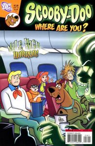 Scooby-Doo, Where Are You? #18 (2012)
