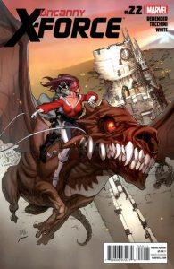 Uncanny X-Force #22 (2012)