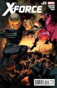 Uncanny X-Force #21 (2012)