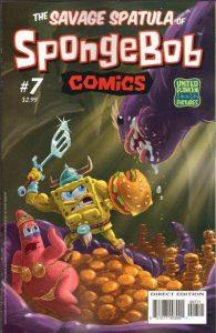 SpongeBob Comics #7 (2012)