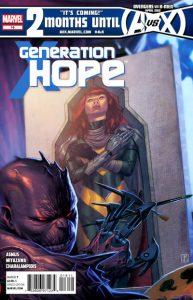 Generation Hope #16 (2012)
