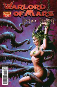 Warlord of Mars: Dejah Thoris #10 (2012)