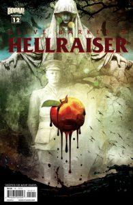 Clive Barker's Hellraiser #12 (2012)