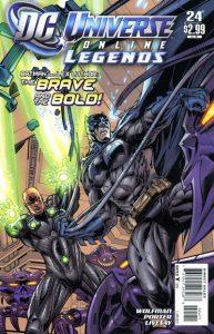 DC Universe Online Legends #24 (2012)