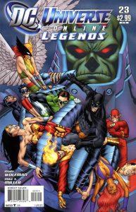 DC Universe Online Legends #23 (2012)