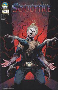 Michael Turner's Soulfire #8 (2012)