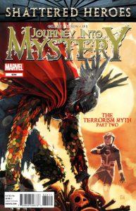 Journey into Mystery #634 (2012)