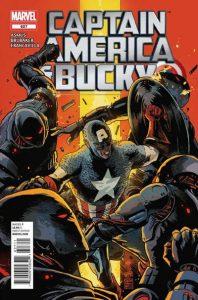 Captain America and Bucky #627 (2012)