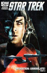 Star Trek #6 (2012)