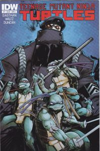 Teenage Mutant Ninja Turtles #7 (2012)