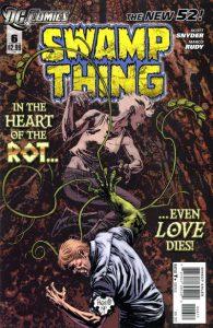 Swamp Thing #6 (2012)