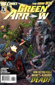 Green Arrow #6 (2012)