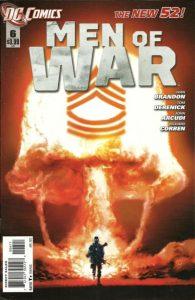 Men of War #6 (2012)