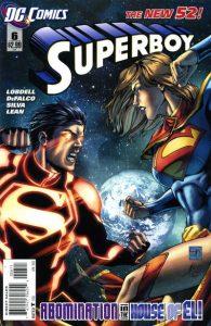 Superboy #6 (2012)