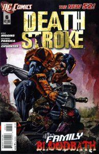Deathstroke #6 (2012)