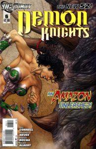 Demon Knights #6 (2012)