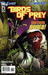 Birds of Prey #6 (2012)