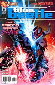 Blue Beetle #6 (2012)
