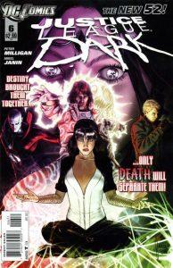 Justice League Dark #6 (2012)