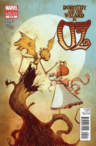 Dorothy & the Wizard in Oz #5 (2012)