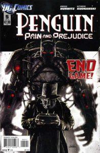 Penguin: Pain & Prejudice #5 (2012)