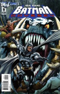 Batman: Odyssey #5 (2012)