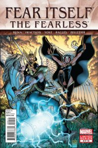 Fear Itself: The Fearless #9 (2012)
