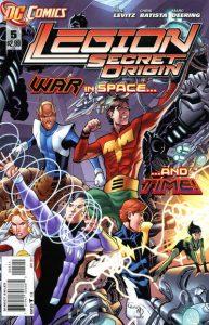 Legion: Secret Origin #5 (2012)