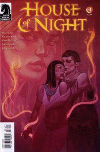 House of Night #4 (2012)