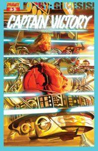 Kirby: Genesis - Captain Victory #5 (2012)