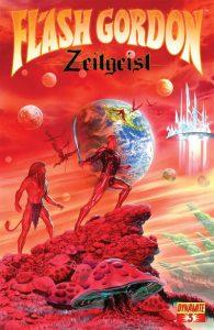 Flash Gordon: Zeitgeist #3 (2012)
