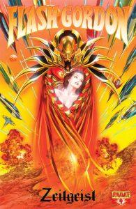Flash Gordon: Zeitgeist #4 (2012)