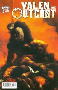 Valen the Outcast #3 (2012)