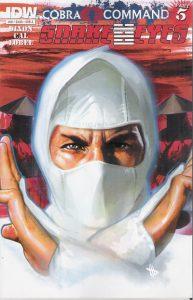 Snake Eyes #10 (2012)