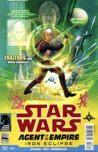 Star Wars: Agent of the Empire - Iron Eclipse #3 (2012)