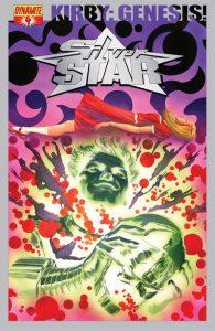 Kirby: Genesis - Silver Star #4 (2012)