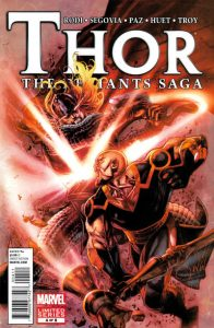 Thor: The Deviants Saga #4 (2012)