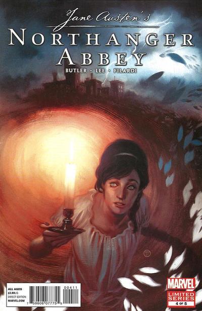 Northanger Abbey #4 (2012)