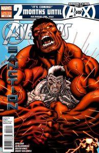 Avengers: X-Sanction #3 (2012)