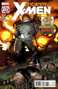 Uncanny X-Men #6 (2012)