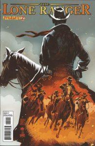 The Lone Ranger #2 (2012)