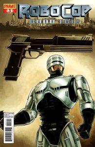RoboCop: Road Trip #3 (2012)