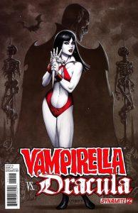 Vampirella vs. Dracula #2 (2012)