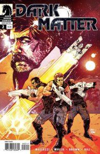 Dark Matter #2 (2012)