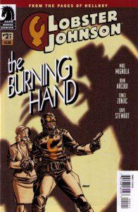 Lobster Johnson: The Burning Hand #2 [7] (2012)